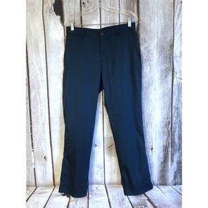 Nike Golf Flat Front Dri Fit Pants